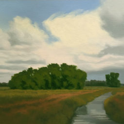 A Passing Storm by Richard Krogstad