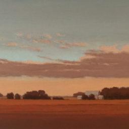 Beneath a Prairie Sky by Richard Krogstad