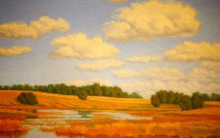Cloud Shadow by Richard Krogstad