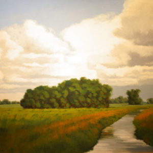 Field and Stream by Richard Krogstad