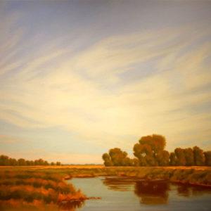 Windy Sky by Richard Krogstad
