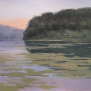 Morning Mist by Richard Krogstad