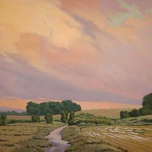 Passing Storm by Richard Krogstad